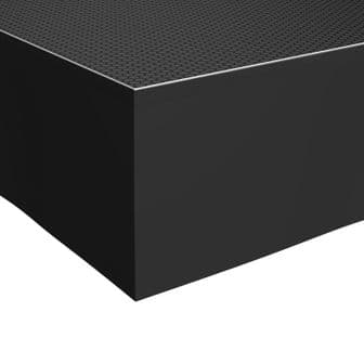 GT Stage Deck Polyester Skirt 30 x 105cm Straight | Staging | Lighthouse Audiovisual UK