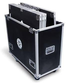 Intellistage Portable Staging Flight Case for 6 pcs of 1M x 1M platforms | Portable Staging | Storage System | intellistage: | Portable Staging | Stage Transport System | intellistage | Lighthouse Audiovisual UK