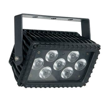 Showtec Cameleon Flood 7RGB IP-65 | Lighting | Parcans Pinspots & Theatre Spots | Showtec | Lighthouse Audiovisual UK