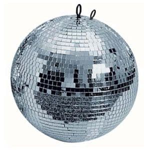 Showtec Mirrorball 100 cm Mirror ball without motor | Lighting | Decorative LED Lighting | Showtec | Lighthouse Audiovisual UK