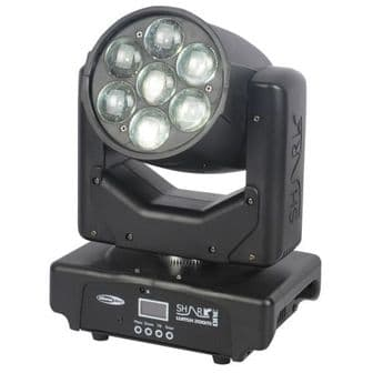 Showtec Shark Zoom Wash One RGBW Moving Head
