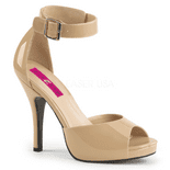 Sandalo Con Tacco Medio | Pink Label Shoes | 5 Colori | Eve-02+