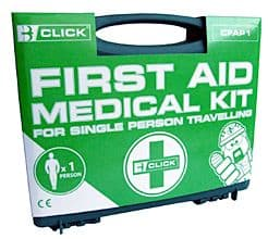 1 Person First Aid Kit