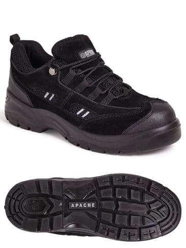 Apache AP302SM Safety Trainer with Steel Toe and Midsole