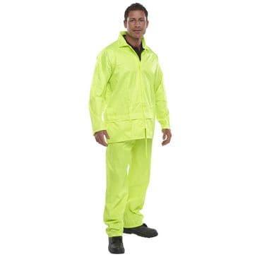 B-Dri NBDS Waterproof Suit Saturn Yellow