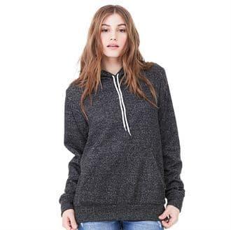Bella & Canvas Unisex Poly/cotton Fleece Pullover Hoodie BE105