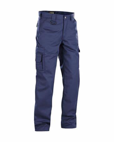 Blaklader 1407 Trousers (Navy Blue)