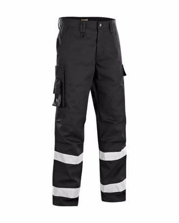 Blaklader 1451 Trousers (Black)