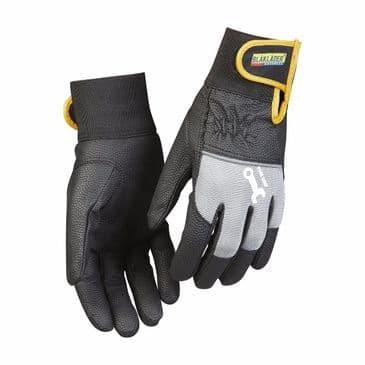 Blaklader 2245 Mechanics Glove (Black/Grey)
