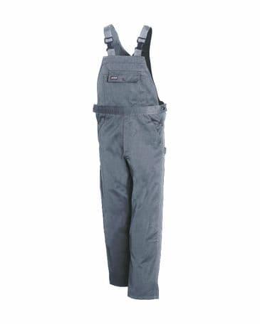 Blaklader 2610 Bib Overalls (Grey)
