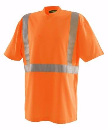 Blaklader 3313 High Visibility T-Shirt (Orange)