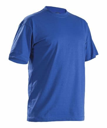 Blaklader 3325 T-Shirt 5 Pack (Cornflower Blue)