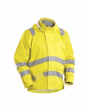 Blaklader 4303 FR Rain Jacket (Yellow)