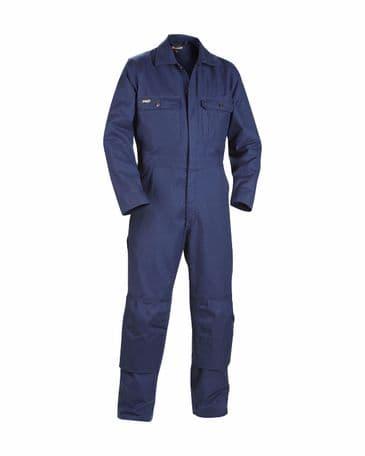 Blaklader 6151 Overall 100% Cotton 320g (Navy Blue)
