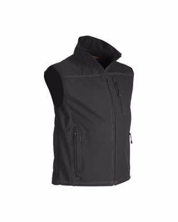 Blaklader 8170 Waistcoat Softshell (Black)