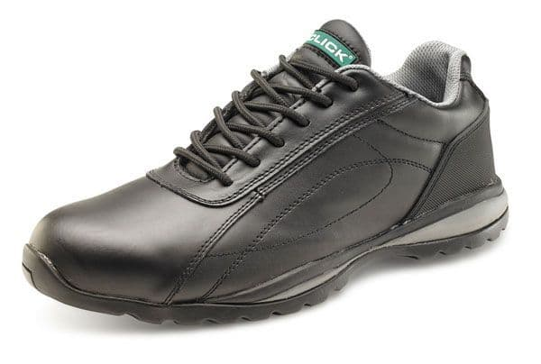 CF7BL Click Safety Trainer Shoe (Black)