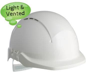Centurion Concept Vented Reduced Peak Hard Hat