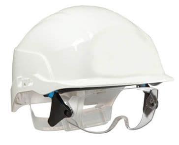 Centurion White Spectrum Hard Hat Non-Vented
