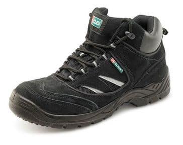 Click Black Trainer Boot