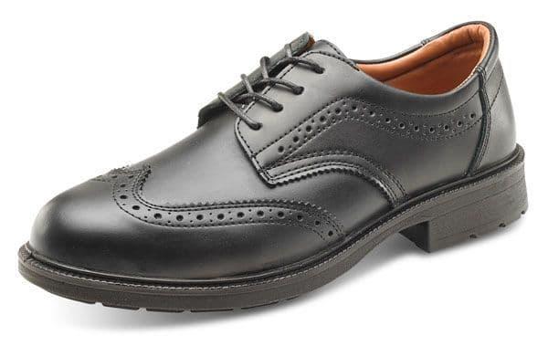 Click Managers Brogue Shoe