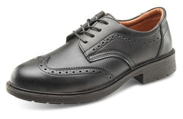 Click Managers Brogue Shoe