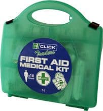 Click Traders 10 Person First Aid Kit