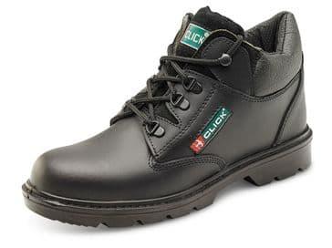 Click Traders PUR Mid Cut Boot CF4BL (Black)