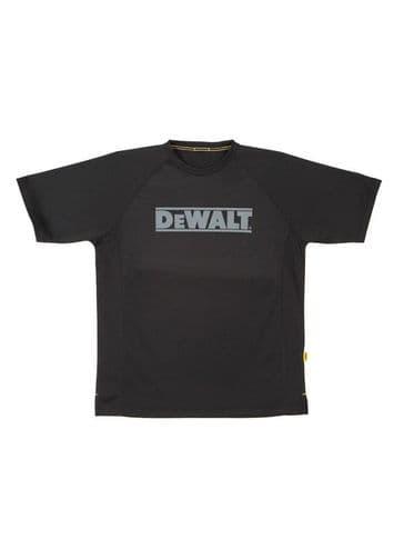 Dewalt Easton PWS Cool Work T-Shirt (Black)