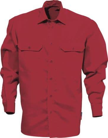 Fristads Kansas Shirt 7385 B60 (Red)