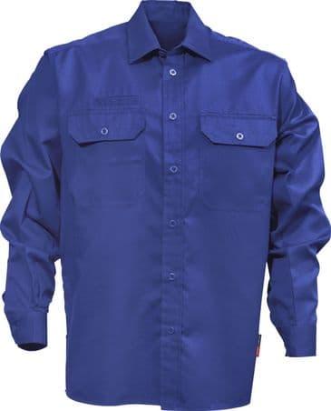 Fristads Kansas Shirt 7385 B60 (Royal Blue)