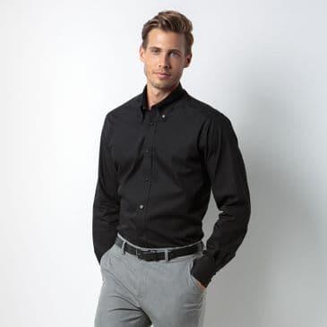 Kustom Kit Long Sleeve Business Shirt KK104