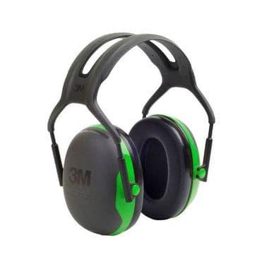 Peltor 3M X1A Headband Ear Defenders (27dB SNR)