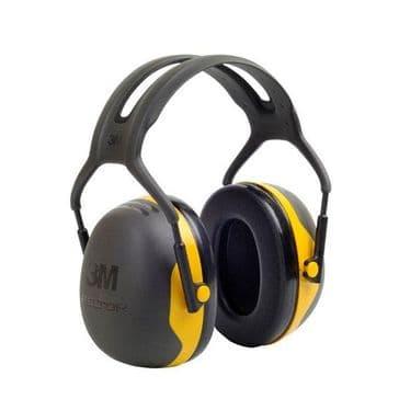 Peltor 3M X2A Headband Ear Defenders (31dB SNR)