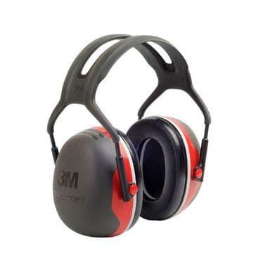 Peltor 3M X3A Headband Ear Defenders (33dB SNR)