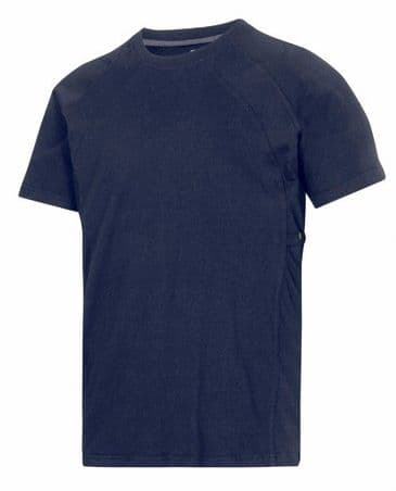 Snickers 2504 T-shirt with MultiPockets (Navy)