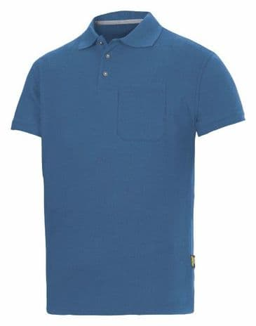 Snickers 2708 Classic Polo Shirt (Ocean Blue)