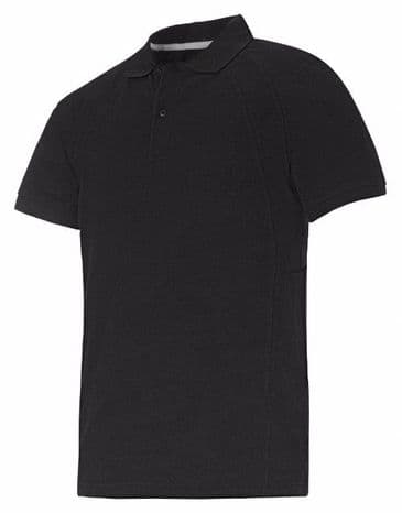 Snickers 2710 Heavy Polo Shirt with MultiPockets (Black)