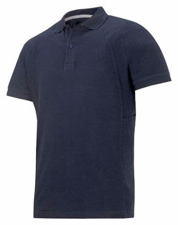 Snickers 2710 Heavy Polo Shirt with MultiPockets (Navy)
