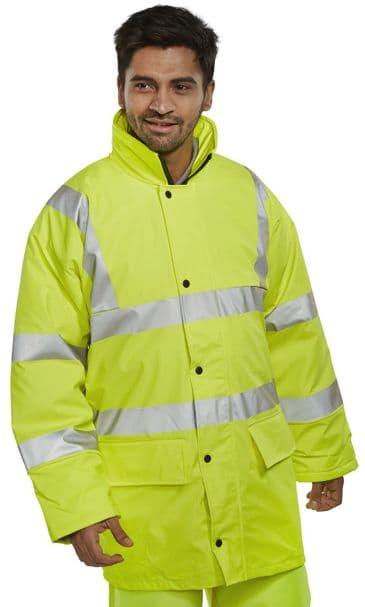 Super B-Dri High Visibility Jacket
