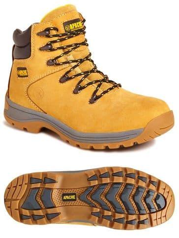 Apache AP314CM Safety Hiker Boots