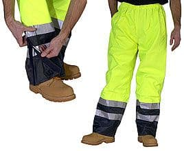 Belfry Hi Visibility Waterproof Over-Trousers