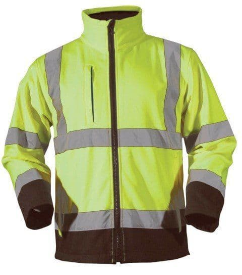 Blackrock Hi Vis Softshell Jacket (HVSSJ)