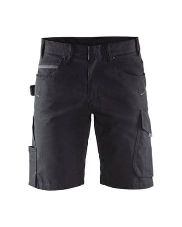 Blaklader 1499 Service Shorts (Black/Dark Grey)