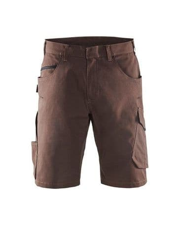 Blaklader 1499 Service Shorts (Brown/Black)