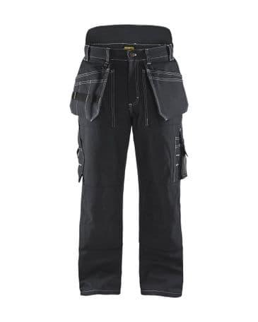 Blaklader 1515 Winter Trousers (Black)