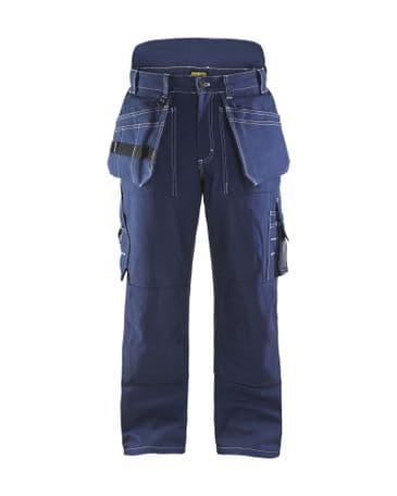 Blaklader 1515 Winter Trousers (Navy Blue)