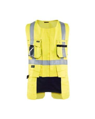 Blaklader 3078 Multinorm Waistcoat (Yellow)