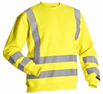 Blaklader 3087 Multinorm Sweatshirt (Yellow)
