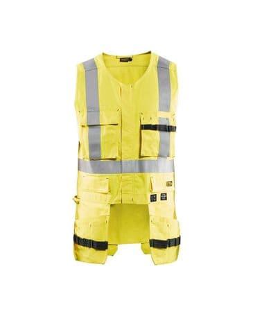 Blaklader 3089 Multinorm Waistcoat Inherent (Yellow)