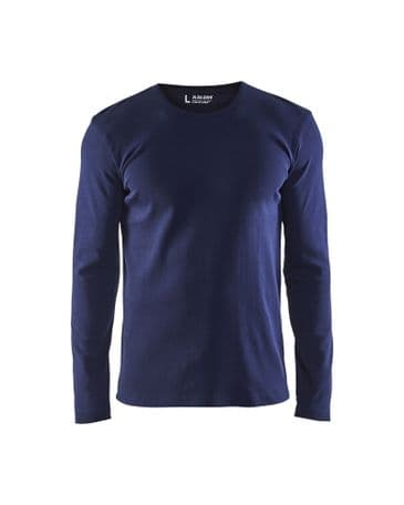Blaklader 3314 T-Shirt Long Sleeves (Navy)